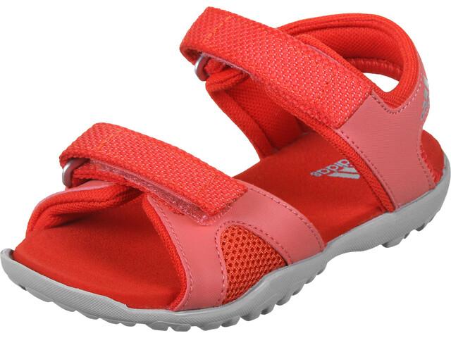 adidas TERREX Sandplay OD Chaussures Enfant, blue/pink